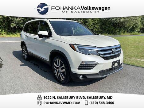 2016_Honda_Pilot_Touring_ Salisbury MD
