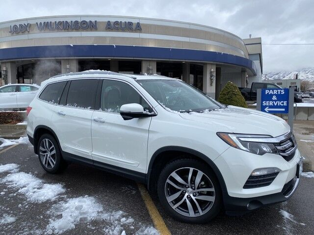 2016 Honda Pilot Touring Salt Lake City UT