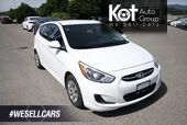 2016 Hyundai Accent GL BLUETOOTH! HEATED SEATS! POWER OPTIONS!