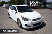 2016 Hyundai Accent LE REMOTE START! LOW KMS!ONE OWNER! GOOD ON GAS!