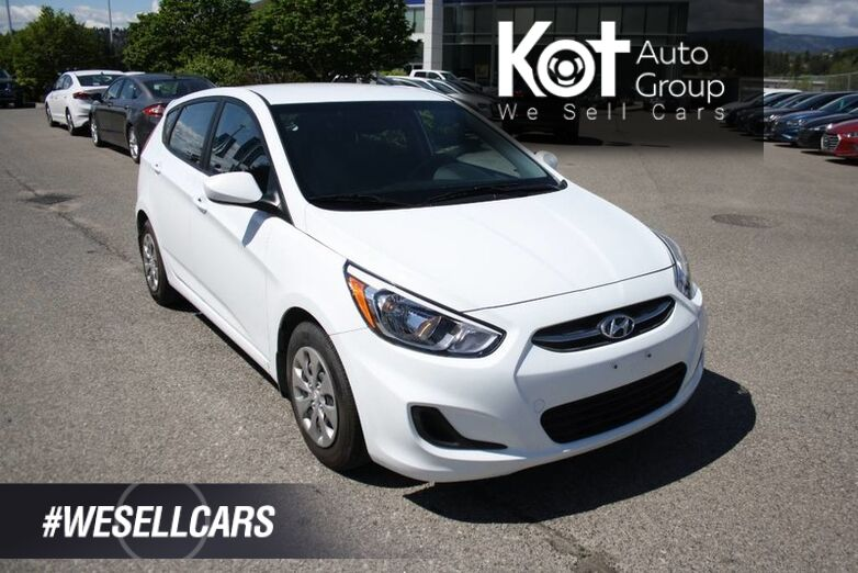 2016 Hyundai Accent LE REMOTE START! LOW KMS!ONE OWNER! GOOD ON GAS! Kelowna BC
