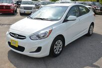 Hyundai Accent SE 4-Door 6M 2016
