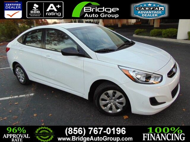 2016 Hyundai Accent SE Berlin NJ
