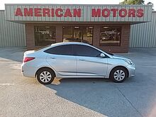 2016_Hyundai_Accent_SE_ Brownsville TN