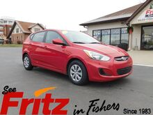 2016_Hyundai_Accent_SE_ Fishers IN