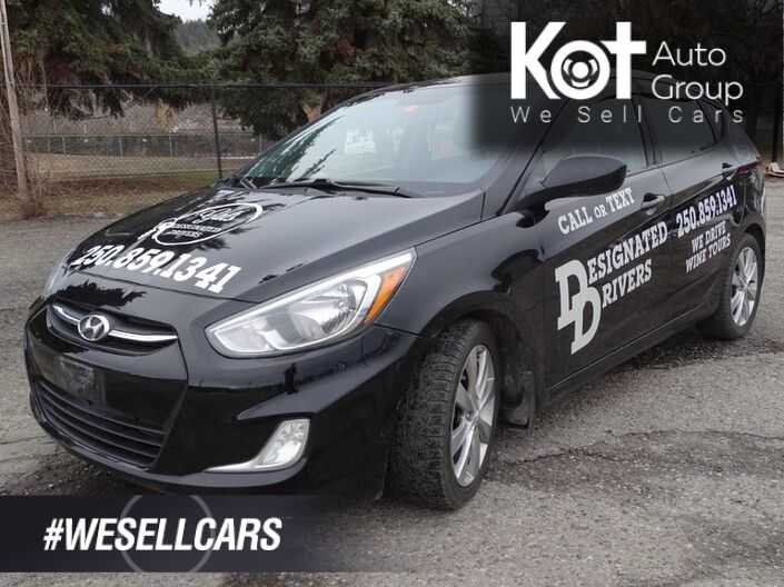 2016 Hyundai Accent SE, Heated Seats, Hatchback Kelowna BC