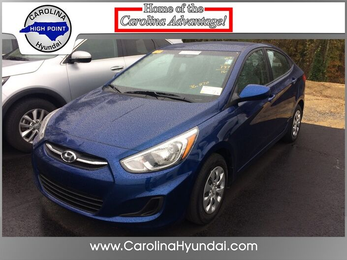 2016 Hyundai Accent SE High Point NC