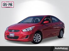 2016_Hyundai_Accent_SE_ Houston TX