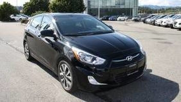 2016 Hyundai Accent SE No accident, Low kms Kelowna BC