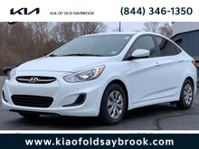 2016_Hyundai_Accent_SE_ Old Saybrook CT