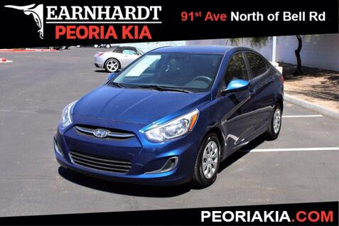2016_Hyundai_Accent_SE_ Peoria AZ