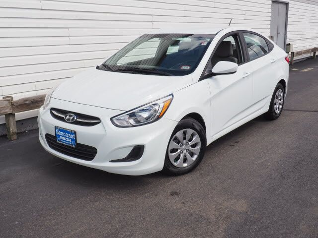2016 Hyundai Accent SE Portsmouth NH