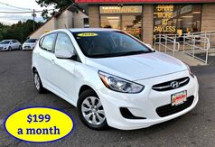 2016_Hyundai_Accent_SE_ South Amboy NJ