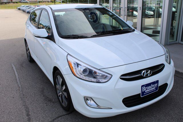 2016 Hyundai Accent Sport Green Bay WI
