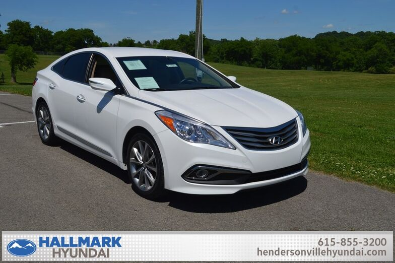 2016 Hyundai Azera Base Franklin TN