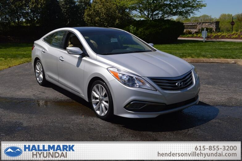 2016 Hyundai Azera Limited Franklin TN