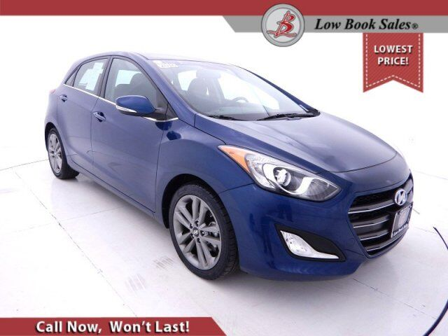 2016 Hyundai ELANTRA GT  Salt Lake City UT