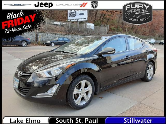 2016 Hyundai Elantra 4dr Sdn Auto Value Edition St. Paul MN