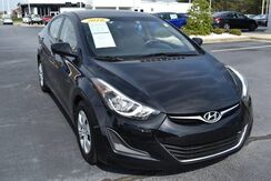 2016_Hyundai_Elantra_4dr Sdn Auto Value Edition (Alabama Plant)_ Rocky Mount NC
