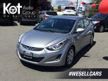 2016 Hyundai Elantra GL No Accidents! Heated Front Seats, Manual Transmission