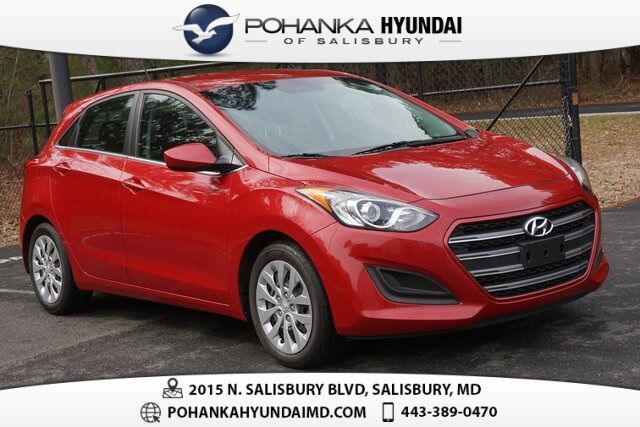 2016 Hyundai Elantra GT Base **HYUNDAI CERTIFIED**ASK ABOUT WHAT YOUR WEEKLY PA Salisbury MD