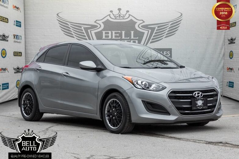 2016 Hyundai Elantra GT GL BLUETOOTH VOICE COMMAND TRACTION CONTROL ALLOY WHEELS Toronto ON