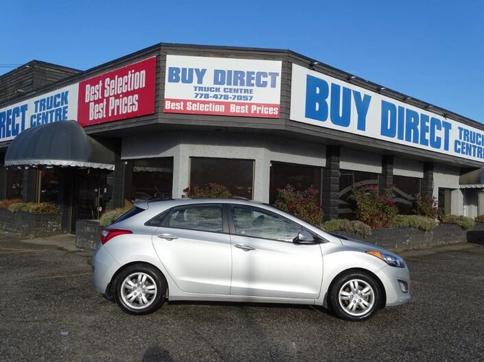 2016 Hyundai Elantra GT GLS Panoramic sunroof/Comes with extra set of tires. Heated Seats, Cruise control, Hatchback Penticton BC