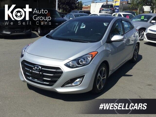 2016 Hyundai Elantra GT GLS Tech One Owner! No Accidents! Sunroof Victoria BC