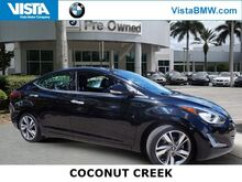 2016_Hyundai_Elantra_Limited_ Coconut Creek FL