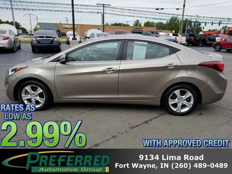 2016 Hyundai Elantra Limited Fort Wayne Auburn and Kendallville IN