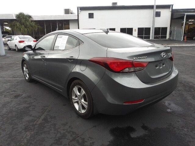 2016 Hyundai Elantra Limited Gainesville FL