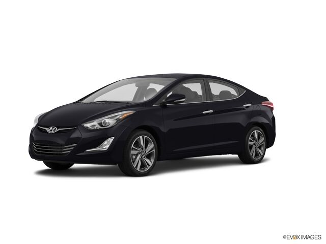2016 Hyundai Elantra Limited Indianapolis IN