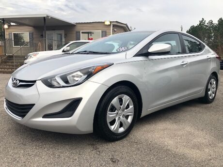 2016 Hyundai Elantra SE 6AT Gaston SC