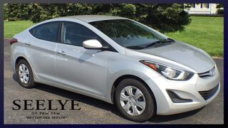 2016_Hyundai_Elantra_SE_ Battle Creek MI