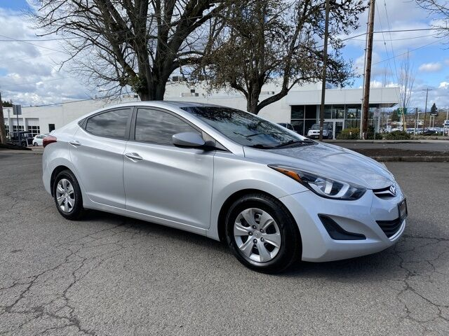 2016 Hyundai Elantra SE Beaverton OR