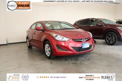 2016 Hyundai Elantra SE Golden CO