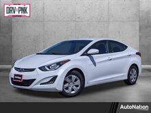 2016_Hyundai_Elantra_SE_ Roseville CA