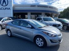 2016_Hyundai_Elantra_SE_ Salt Lake City UT