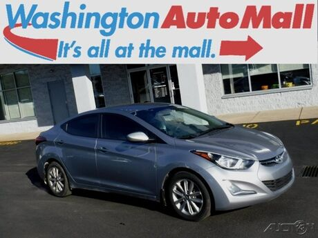 2016 Hyundai Elantra SE Washington PA