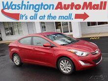 2016_Hyundai_Elantra_SE_ Washington PA