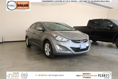 2016 Hyundai Elantra Value Edition Golden CO