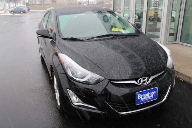 2016 Hyundai Elantra Value Edition Green Bay WI