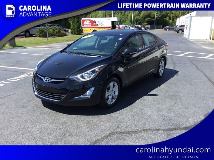 2016 Hyundai Elantra Value Edition High Point NC