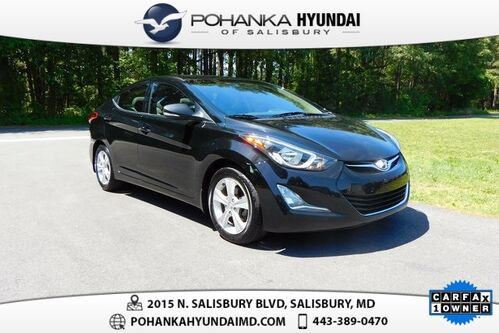 2016_Hyundai_Elantra_Value Edition **ONE OWNER**CERTIFIED**_ Salisbury MD