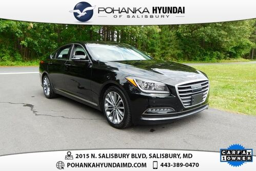 2016_Hyundai_Genesis_3.8 **ONE OWNER**_ Salisbury MD