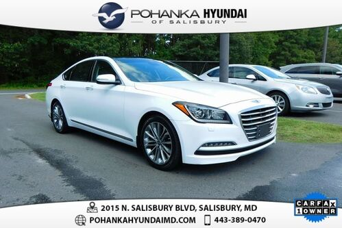 2016_Hyundai_Genesis_3.8 **ONE OWNER**CERTIFIED**_ Salisbury MD