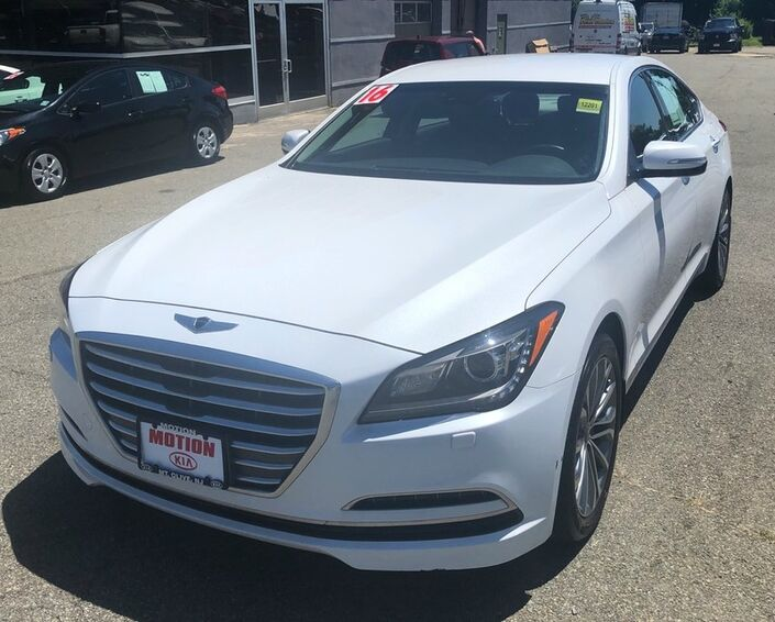 2016 Hyundai Genesis 3.8L Hackettstown NJ