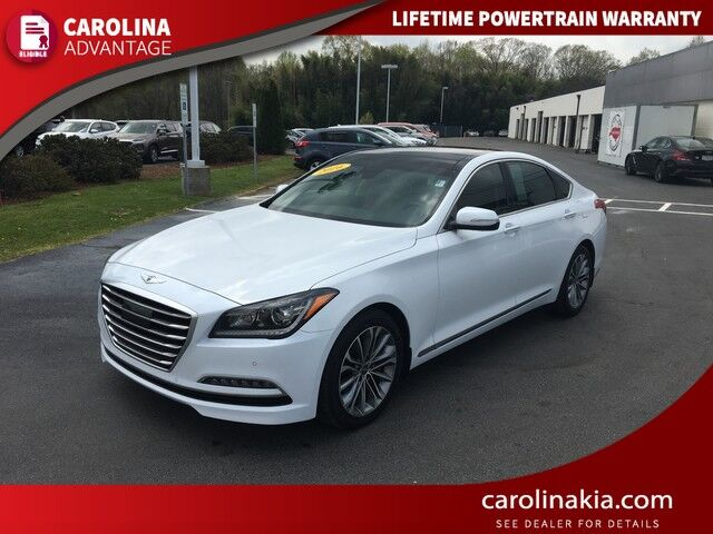 2016 Hyundai Genesis 3.8L High Point NC