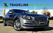 2016 Hyundai Genesis 3.8L SUNROOF, NAVIGATION, LEATHER, AND MUCH MORE!!!