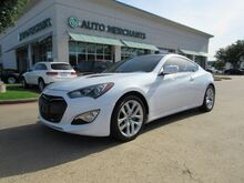 2016_Hyundai_Genesis Coupe_3.8 6 SPEED MANUAL TRANS, CLOTH SEATS, BLUETOOTH CONNECTIVITY, KEYLESS START, STEERING WHEEL CONTROL_ Plano TX